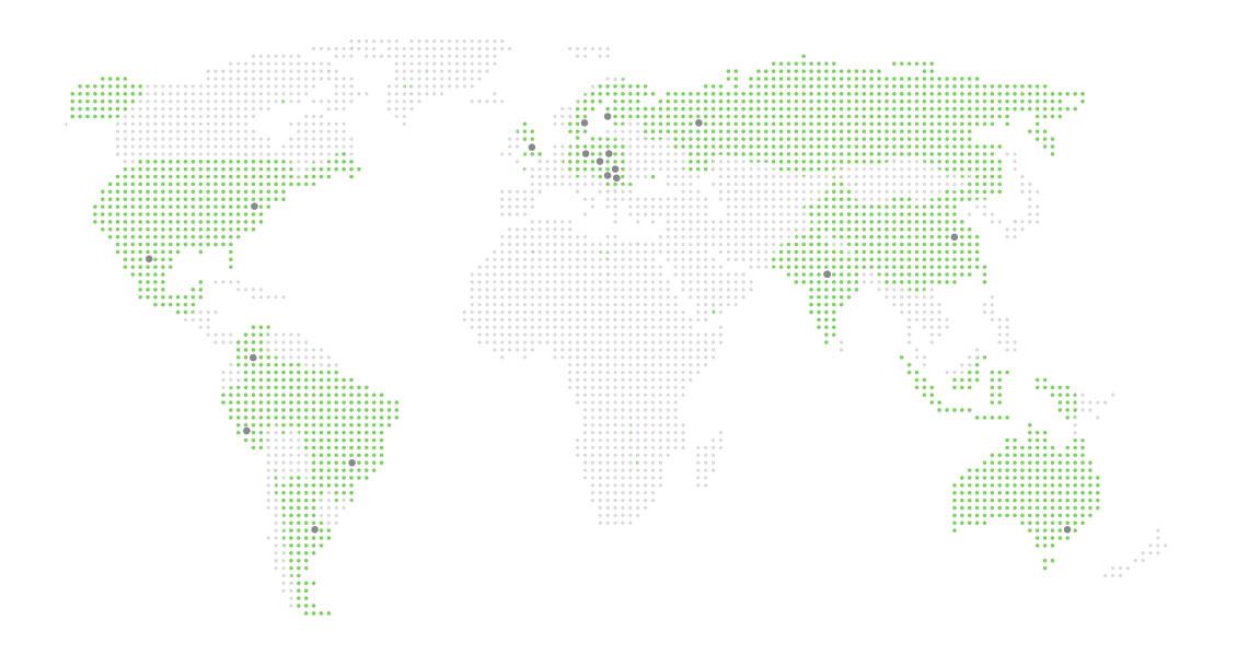 Mapa - Świat